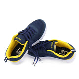 Mesh Shoes Men Footwear Fashion Breathable Lace up Flats Casual Shoes