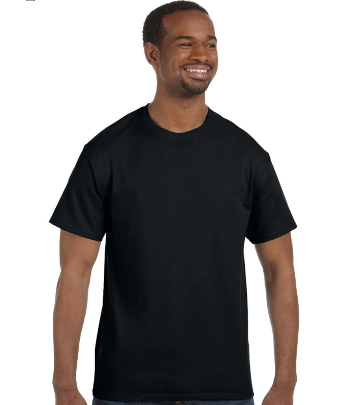 Gildan Adult Unisex Heavy Cotton 5.3 oz Short Sleeve Shirt