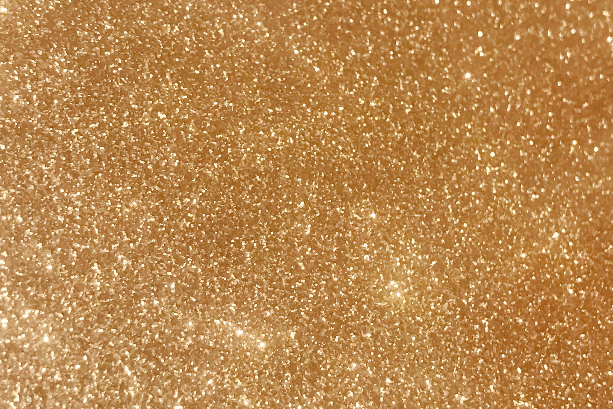 "Gold Glitter Flake Sheet  - 12""x20"""