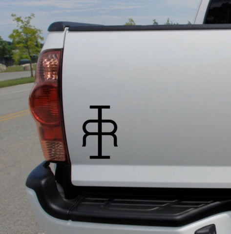 Iron River Decal from The Ranch