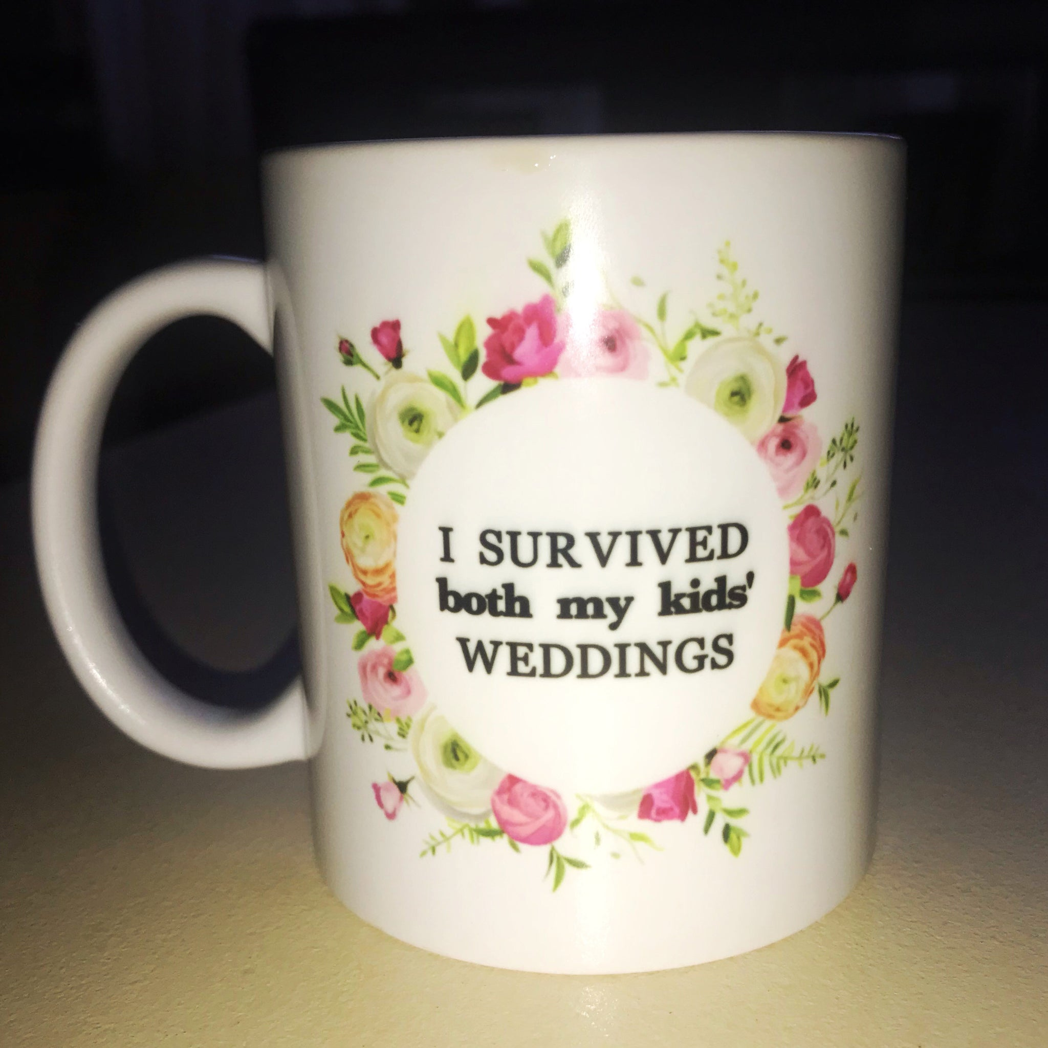 Wedding Mother Mug