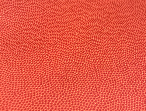"Basketball Tread Pattern HTV Roll 20""x3'"