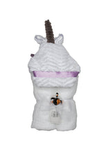 Unicorn Hooded Towel - Full Size