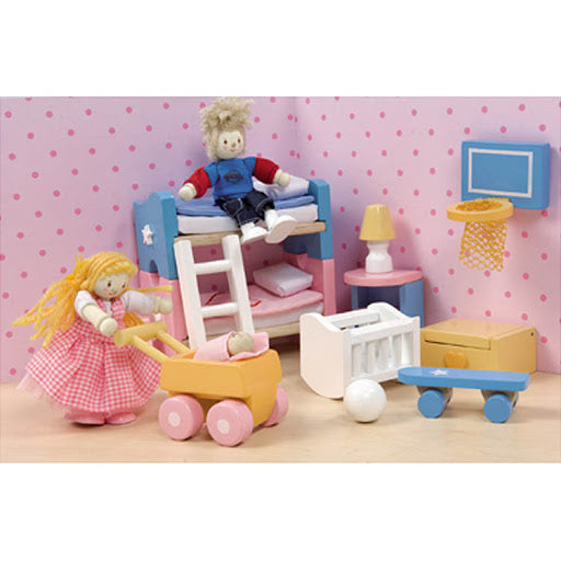 Sugar Plum Children's Bedroom Set