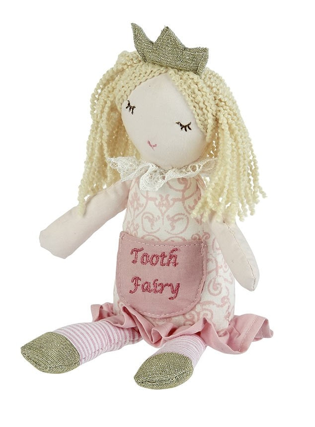 Princess Adelaide - Tooth Fairy Pillow