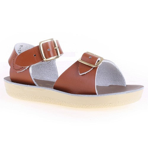 Surfer Salt Water Sandals - Tan