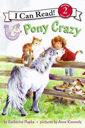 Load image into Gallery viewer, Pony Scouts: Pony Crazy