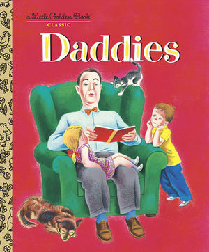 Load image into Gallery viewer, Daddies - Little Golden Book