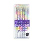 Tutti Frutti Scented Colored Gel Pens -  Set of 6