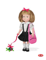 "Eloise 8"" Poseable Doll"