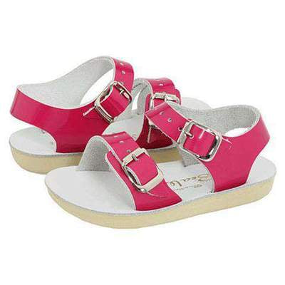 Surfer Salt Water Sandals - Fuchsia