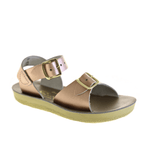 Surfer Salt Water Sandals - Rose Gold