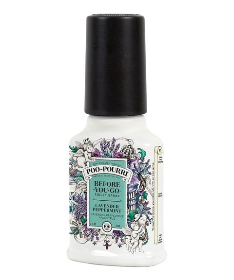 Poo-Pourri Lavender Peppermint - 4 oz