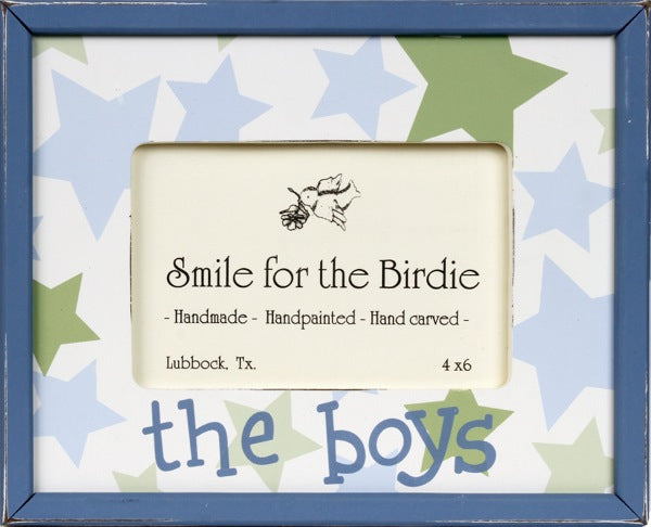 The Boys - 441-RB -  Picture Frame