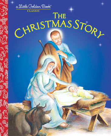 The Christmas Story - Little Golden Book