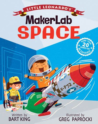 Little Leonardo's MakerLab - Space