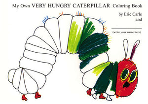 My Very Own Very Hungry Caterpillar Coloring Book