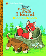 The Fox and the Hound - Little Golden Book