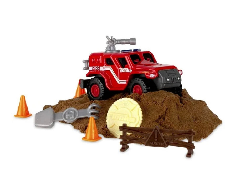 Tonka Metal Movers Mud Rescue - Choose Style