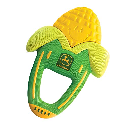 Lamaze John Deere Massaging Corn Teether