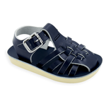 Sailor Salt Water Sandals - Navy