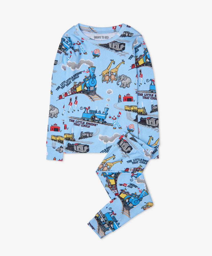 The Little Engine That Could Pajamas