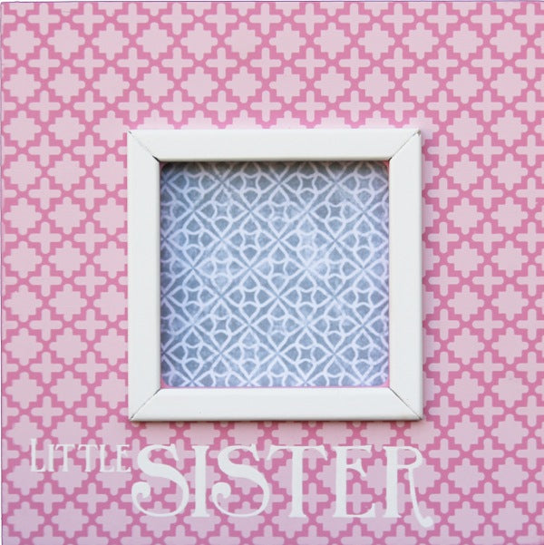 Little Sister - 851-P - Picture Frame
