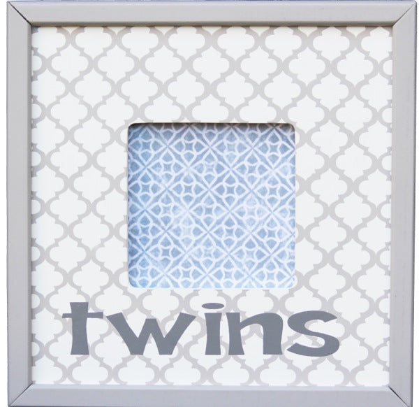 Twins  - 856-G - Picture Frame