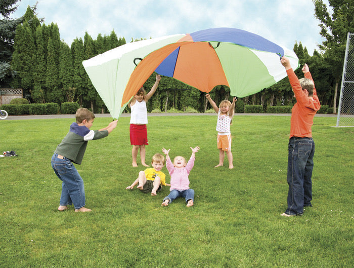 10 Foot Jumbo Play Parachute