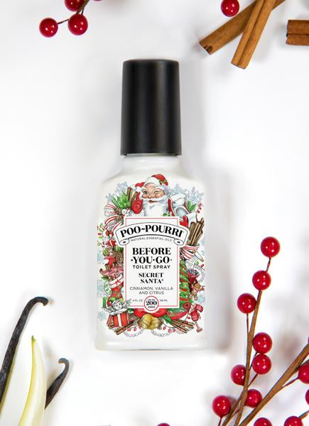 Poo-Pourri Secret Santa-4 Ounce