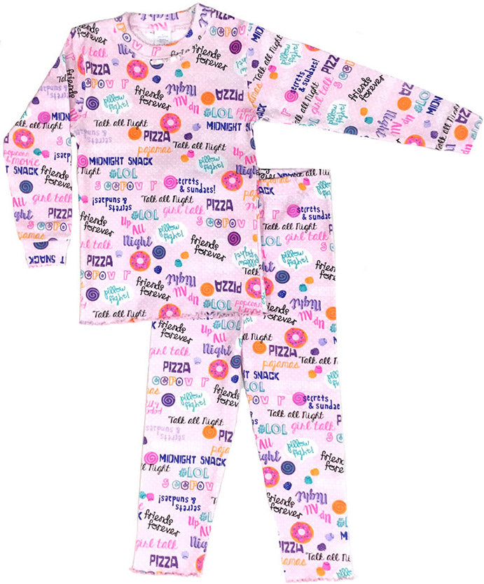 Friends Forever Pajamas - Select Size