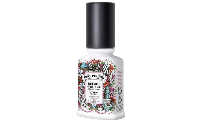 Poo-Pourri Sitting Pretty -4 Ounce