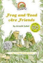 Frog and Toad Are Friends - Paperback