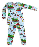 Richard Scarry's Cars and Trucks and Things That Go Pajamas