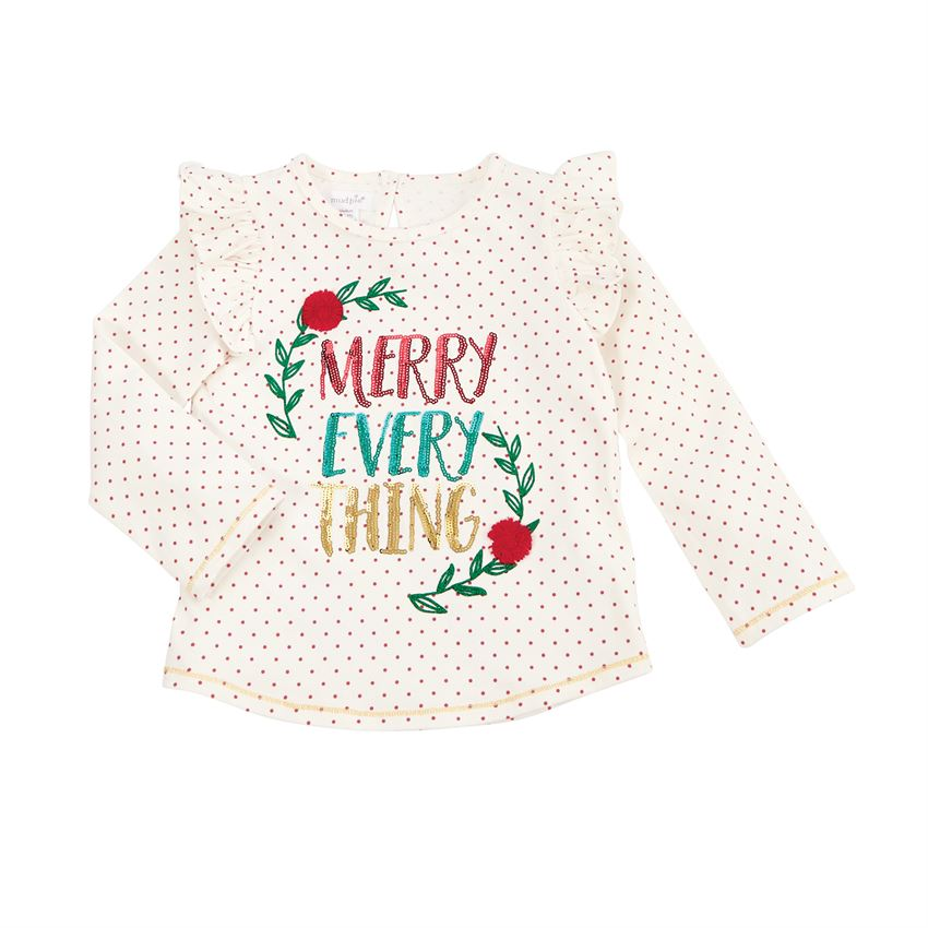 Merry Everything Tee- Select Size