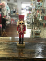 Nutcracker - Red & Gold - Small