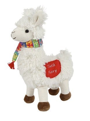 Llucky the Llama - Tooth Fairy Pillow