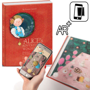 Alice's Adventures in Wonderland - Augmented Reality Book
