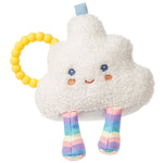 Puffy Cloud Teether Rattle - 6 Inch