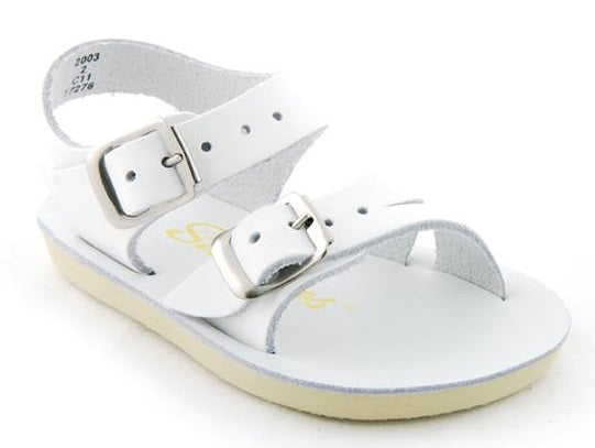 Sea Wee Salt Water Sandals - White