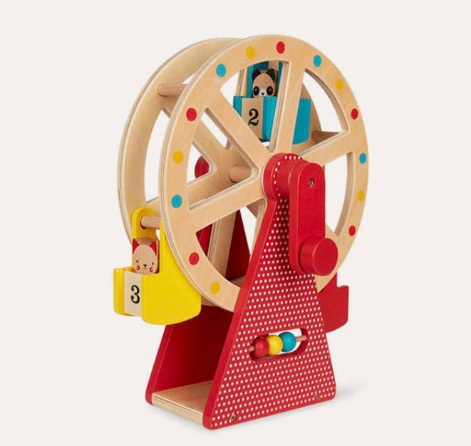 Petit Collage Wooden Ferris Wheel