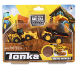 Tonka Metal Movers Combo Pack - Choose Style