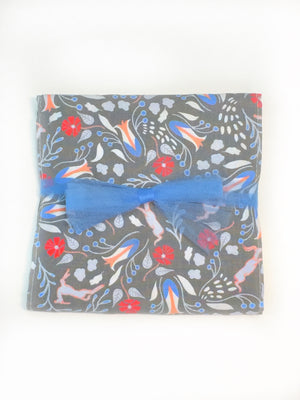 Gazelles - Fabric Burp Cloth