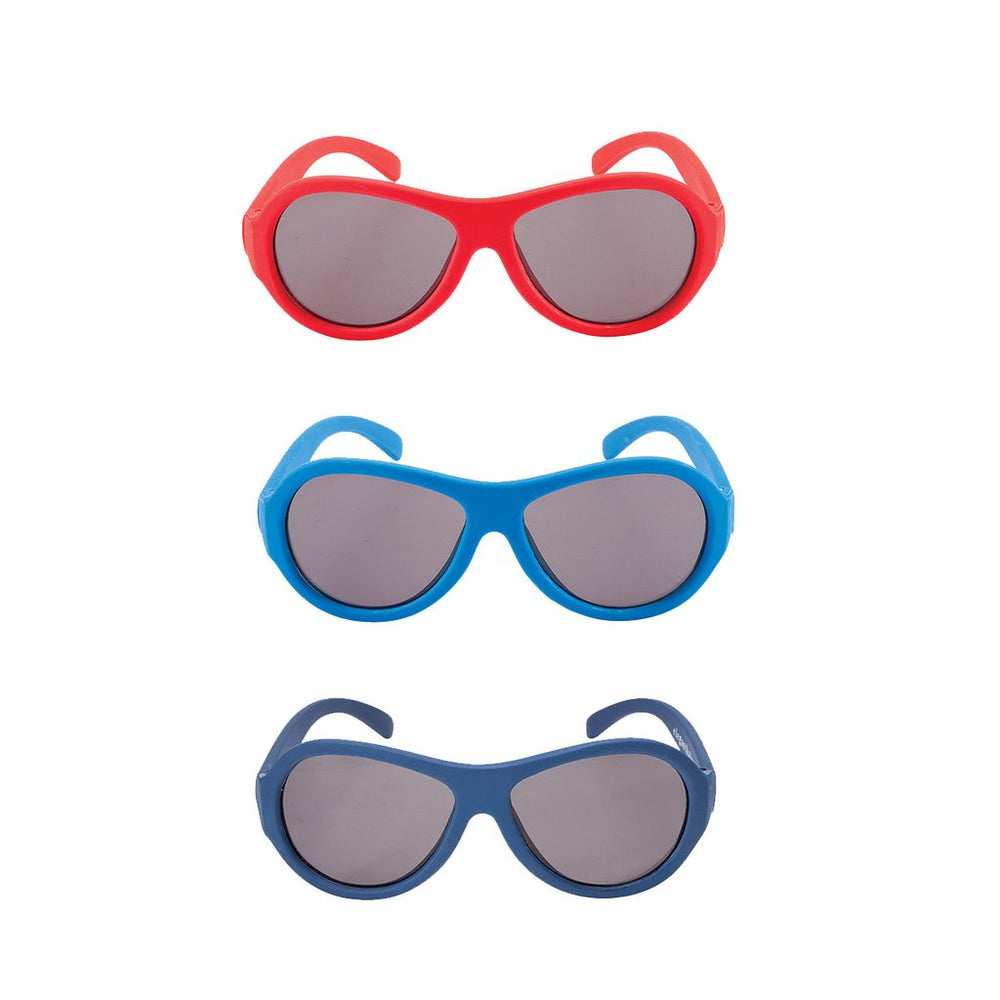 Aviator Boy Shades- 3 Colors Available