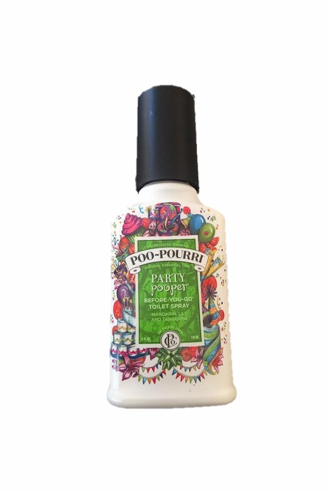 Poo-Pourri Party Pooper-4 Ounce