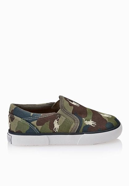 Bal Harbour Repeat Pattern -Army Camoflage Canvas
