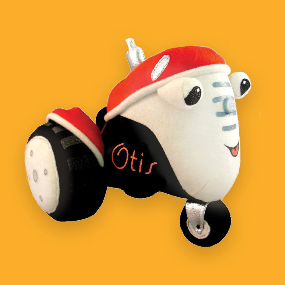 Otis The Tractor Doll - 7""
