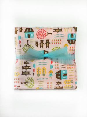 Goldilocks - Fabric Burp Cloth
