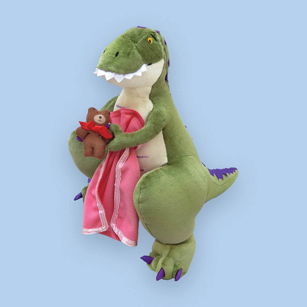 How Do Dinosaurs Say Good Night Plush