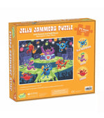 Scratch and Sniff Puzzle: Jelly Jammers